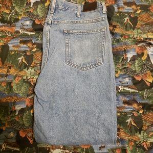 LL Bean Comfort Waist Jeans 37 x 29